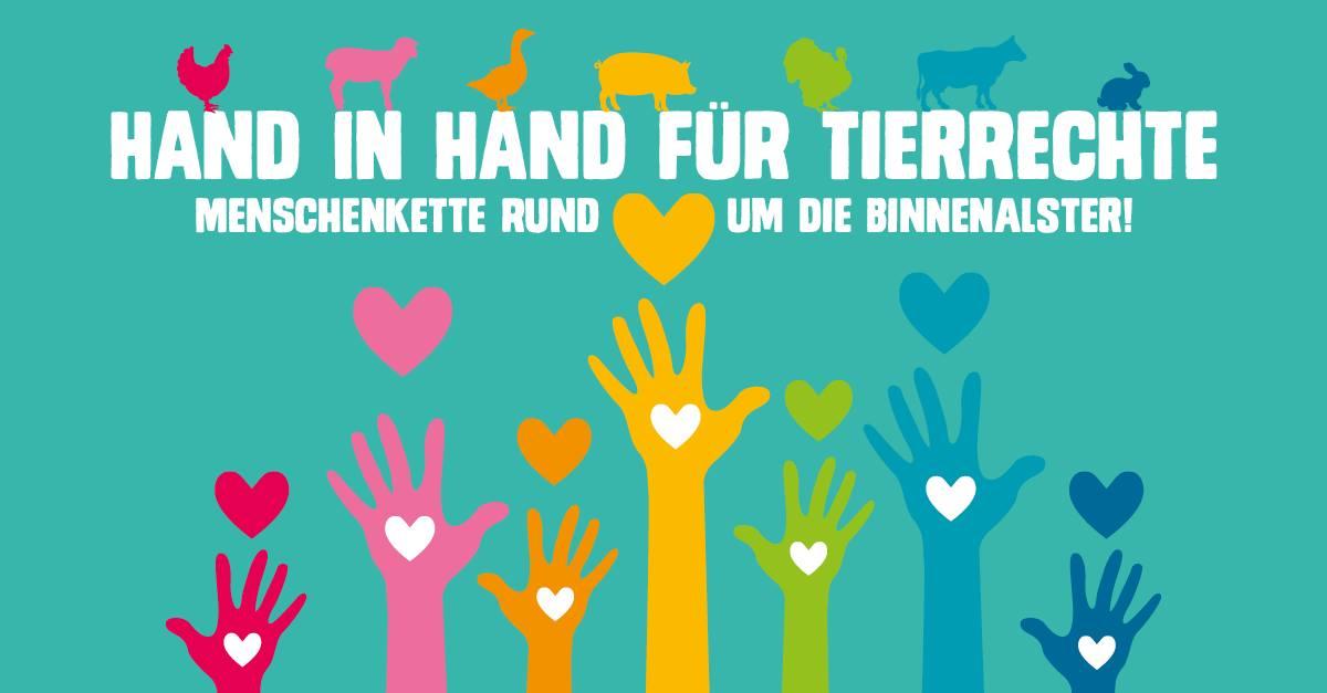 Hand in Hand for Tierrechte