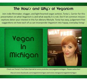 The Hows and Whys of Veganism
