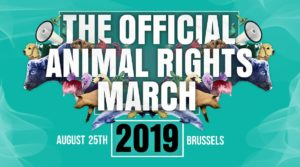 Brussels Animal Rights March