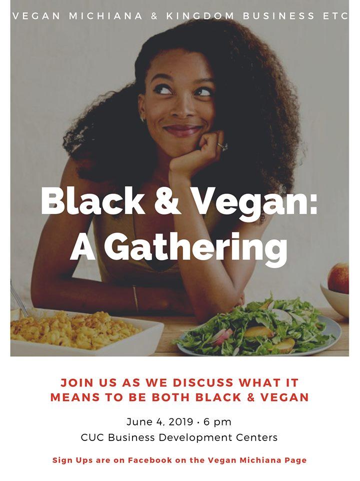 Black & Vegan: A Gathering