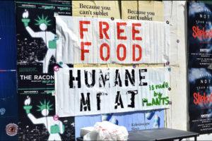 Free Vegan Food Tasting
