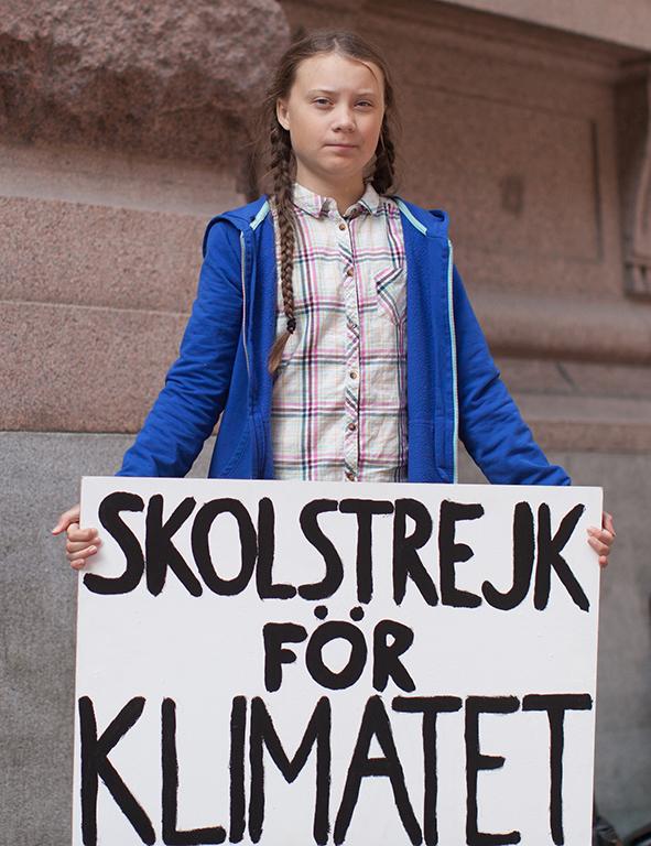 Greta Thunberg Environment