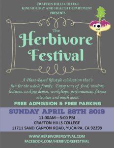 Herbivore Festival, Yucaipa, CA