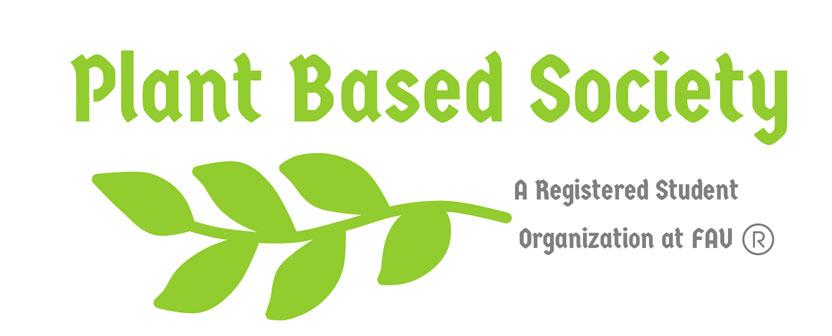 Plant Based Society