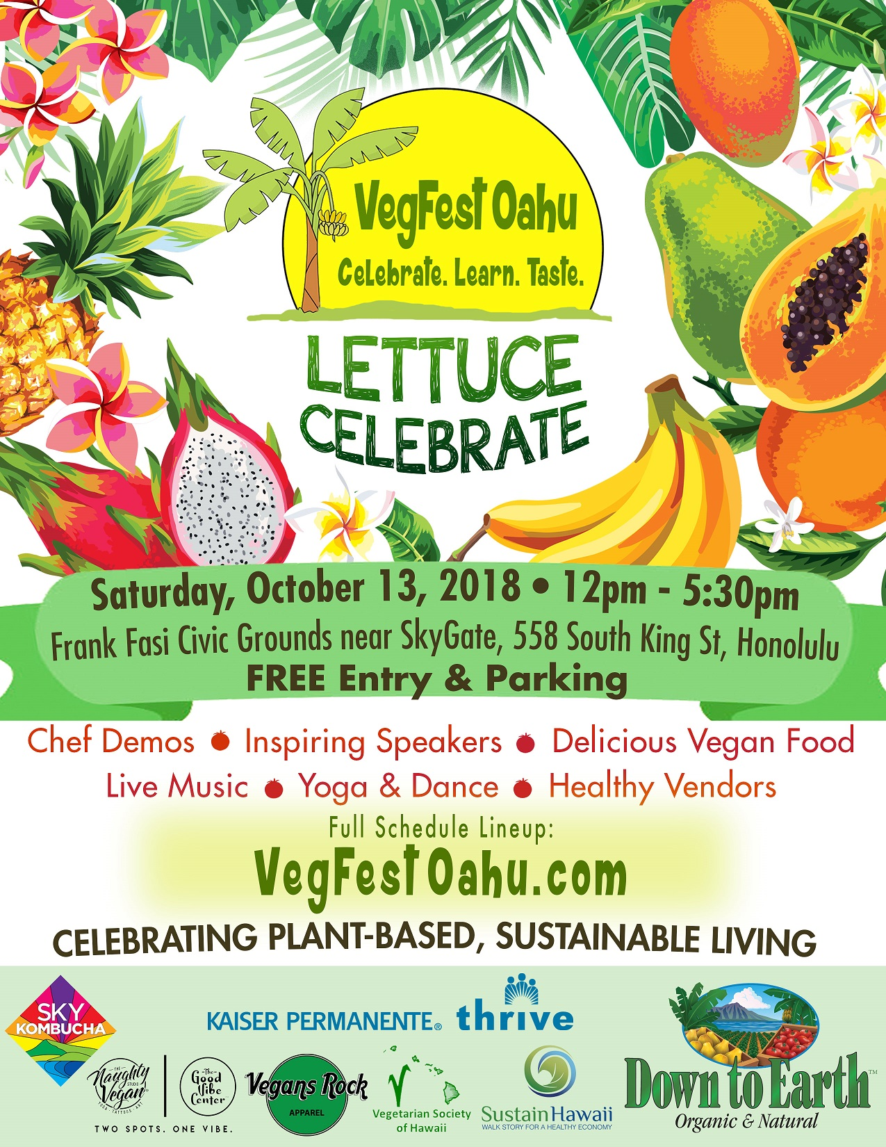 5th anniversary of the Federal Vegetarian and Healthy Living Exhibition VEG-LIFE-EXPO 17