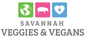 Savannah Veggies & Vegans – Meatout 2019