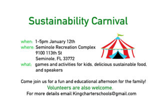 Sustainability Carnival