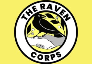 The Raven Corps at Adelaide Vegan Festival
