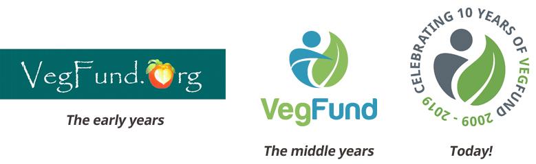 VegFund logo history