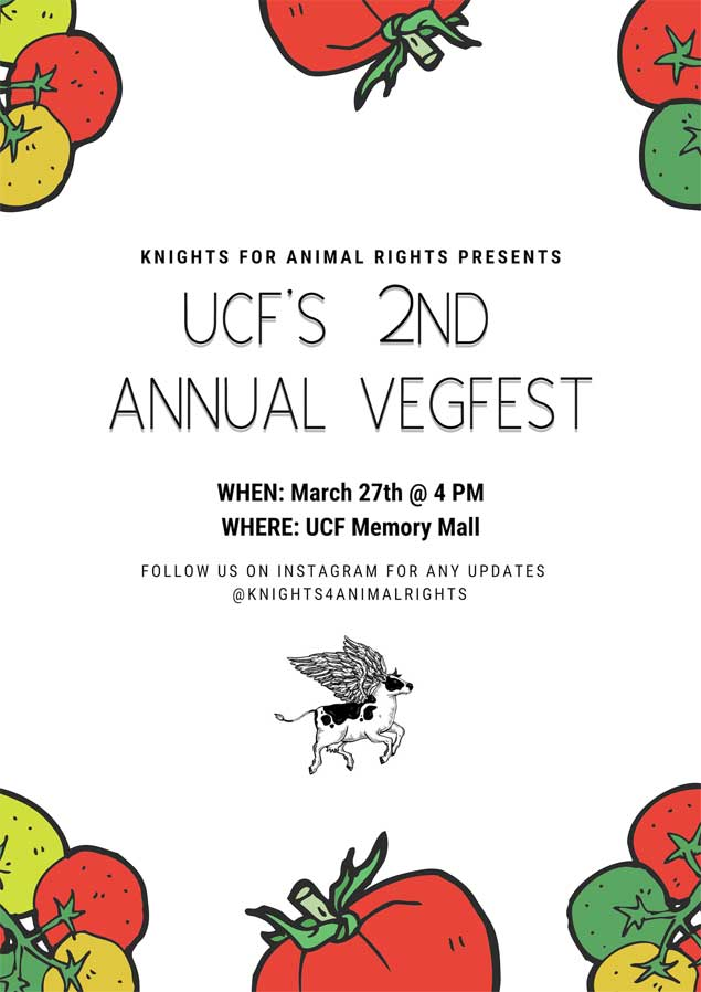 UCF's 2nd Annual Vegfest