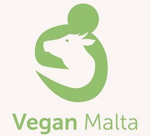 Vegan Malta logo