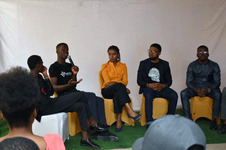 Lagos Goes Vegan Panel Session