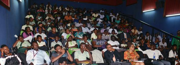 Ogbomoso Goes Vegan Audience